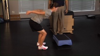 Box Jump Workout Exercises for Golfers