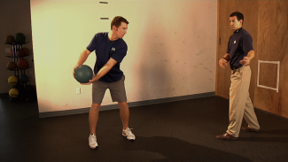 Medicine Ball Exercises to Help with Your Golf Game