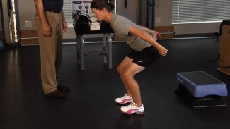 Squat Jumps Exercise