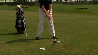 Golf Swing Tips for Riding the Wind off the Tee