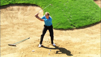 How to Put Spin on a Bunker Shot