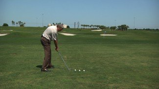Changing Golf Trajectory for Changing Conditions