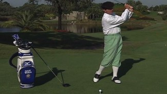 "Learn How to Improve Your Golf Swing with the ""No Slice"" Baseball Swing"