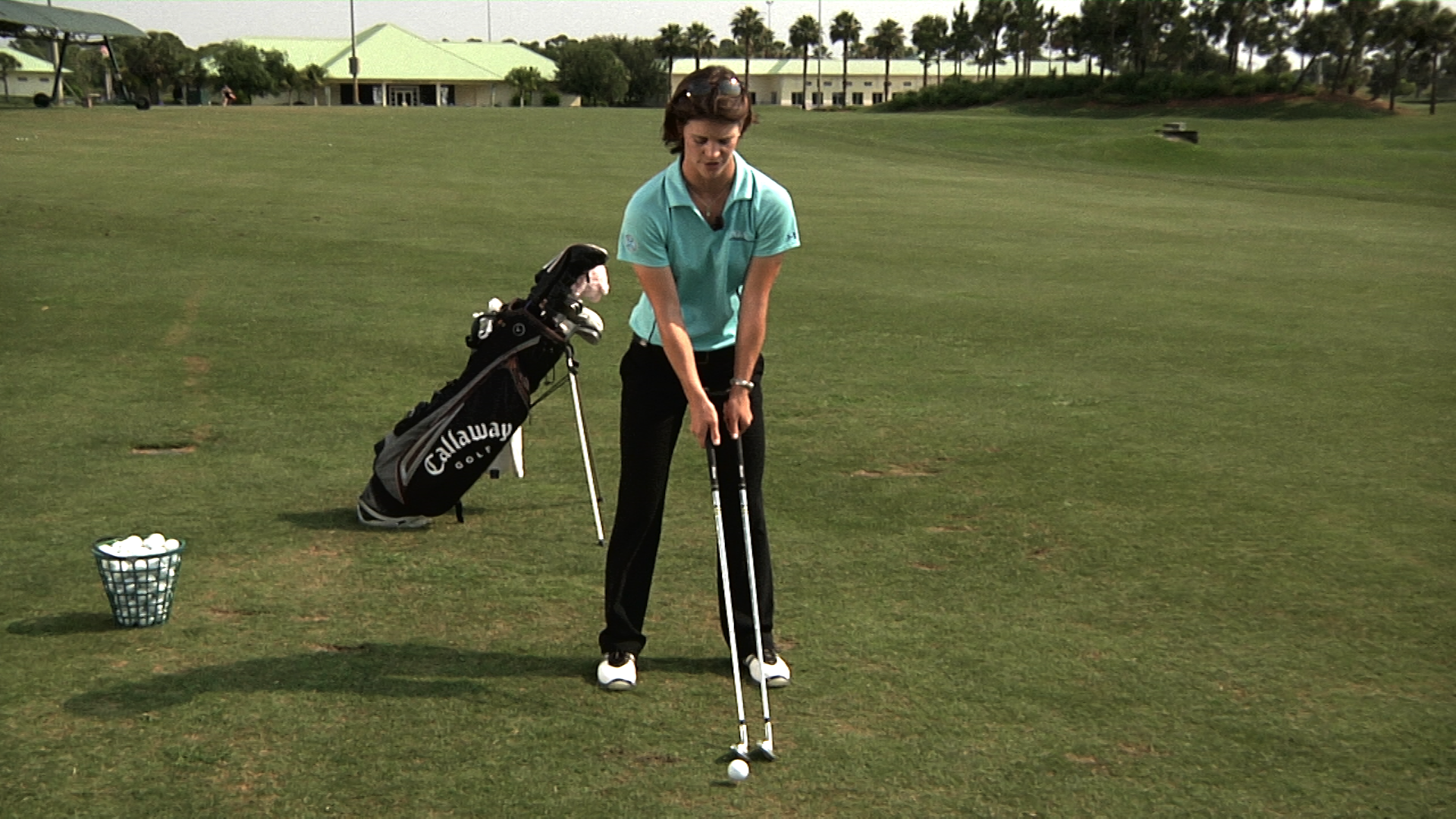 Beginner Golf Swing Drill: Doubling Up for Success