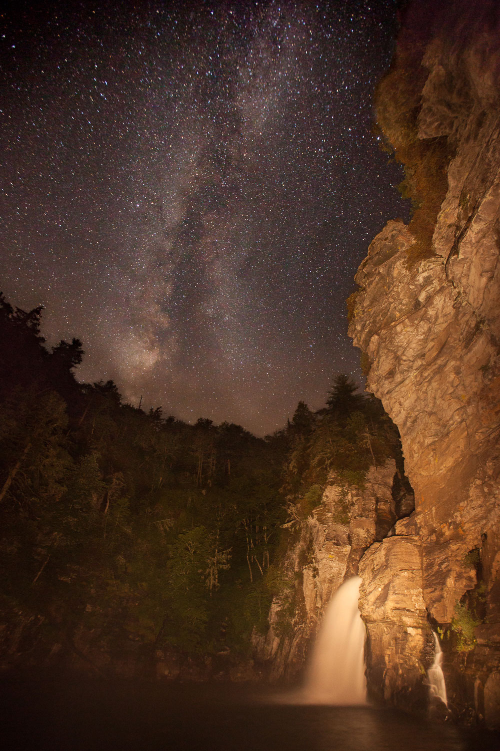 Linville-Falls-Under-Night-Sky-WEB