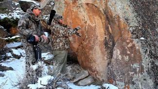 012050f_B2A06U_c Capturing the Shoshone Indian Footprints