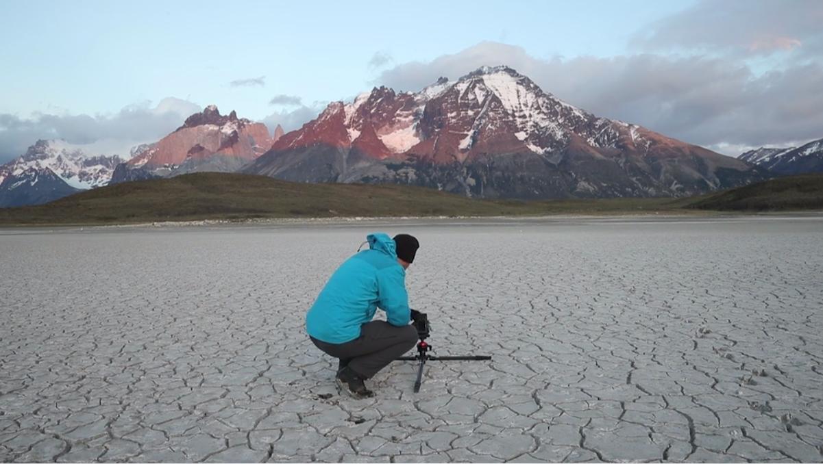 ultra-wide landscape