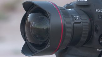 When to Use an Ultra Wide Angle Lens