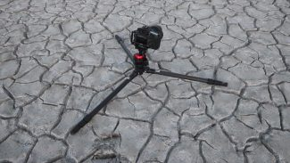 Setting Up Your Tripod for Use on Ground Level