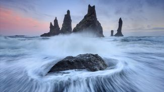 ultra-wide landscape photography