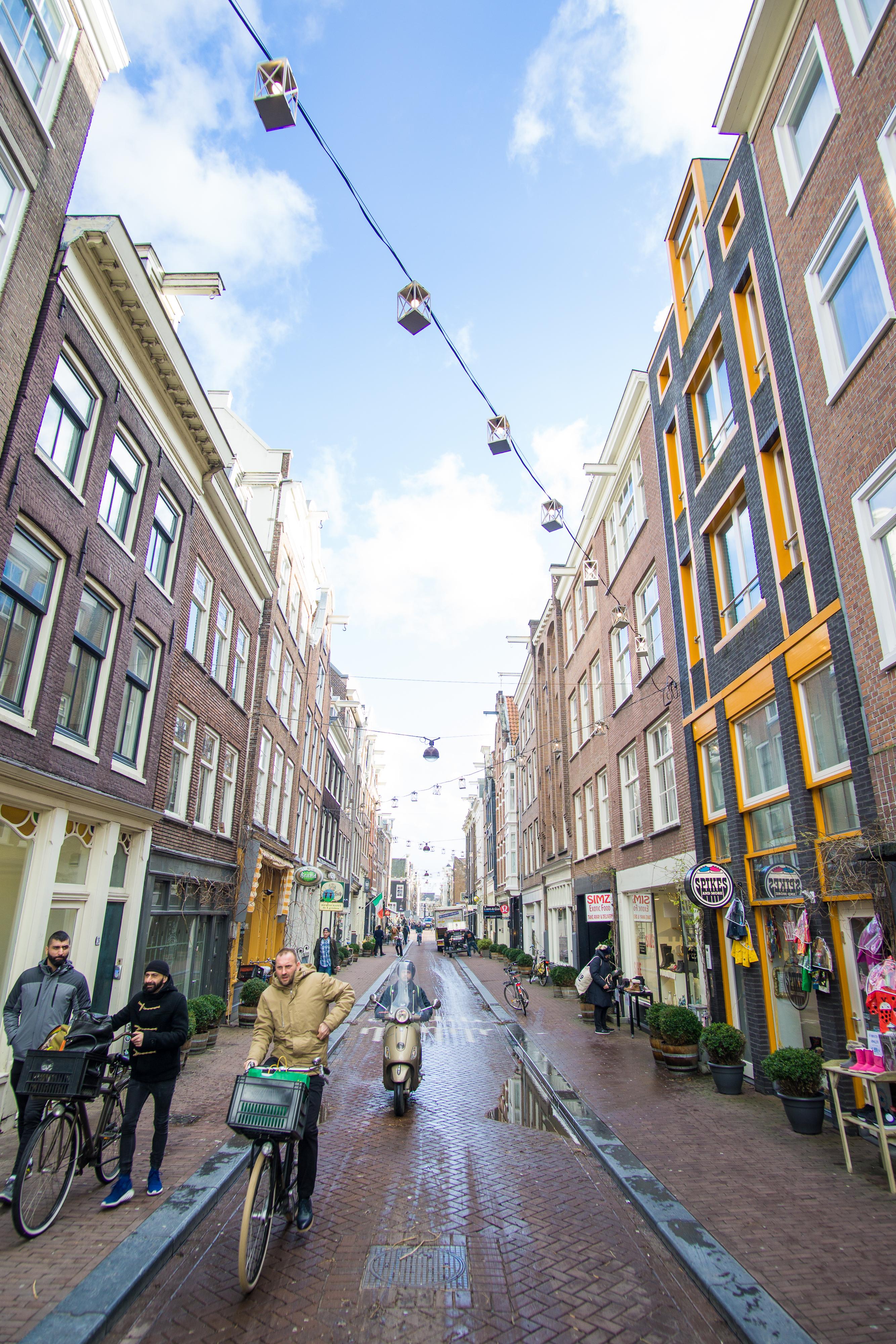 Better Travel - Bikes in Amsterdam