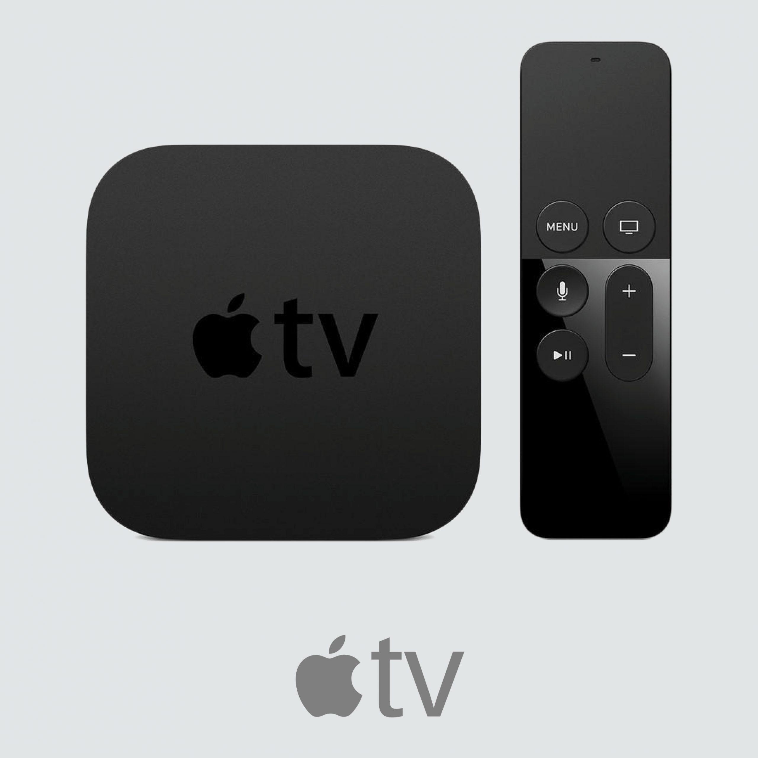Stream using Apple TV