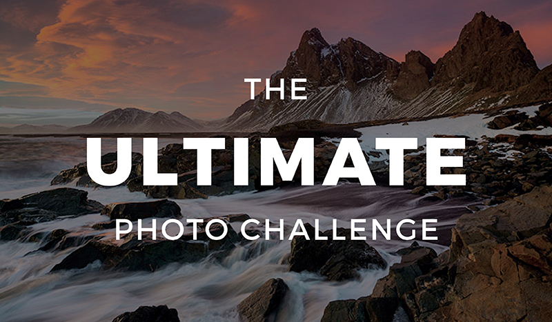 The Ultimate Photo Challenge
