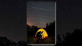 How to Take Pictures of the Night Sky: Beginning Set-up