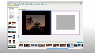 How to Design a Photo Book with Layouts and Backgrounds