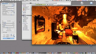 HDR Editing Al Capone's Prison Cell Photo