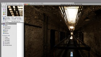 Processing the Cell Block Using HDR Photography Tips