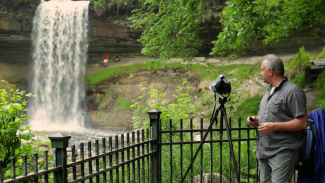 Waterfall Photography Settings
