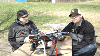 Expert Interview on Flying Drones for Aerial Photography
