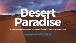 hero_The Landscape Photographer's Guide to Death Valley National Park DESERT PARADISE_NEW