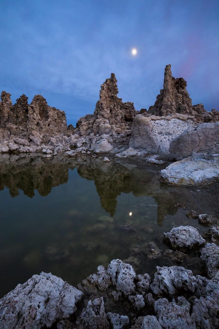 Moonrise, Mono Lake