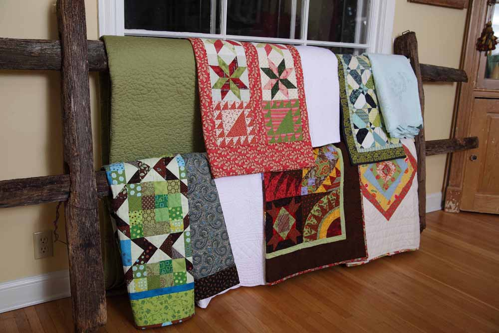 quilting on a budget