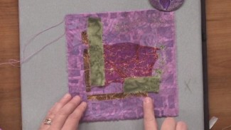 Embellished Mini Art Quilts