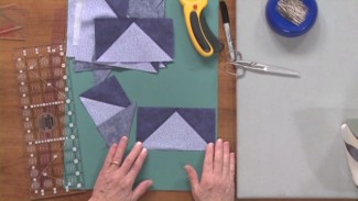 Flying Geese Quilt Tutorial