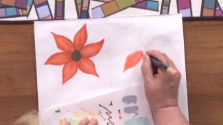 How to Paint Fabric for Quilting