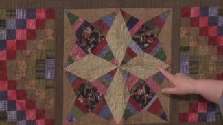 Quilting Techniques: Repetition and Dominance