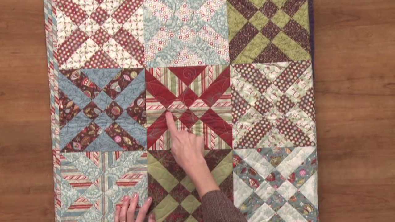 How to Piece Together Quilt Batting | National Quilters Circle : piecing quilt batting - Adamdwight.com