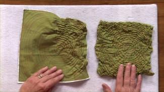 4 Ways to Create Textured Fabric