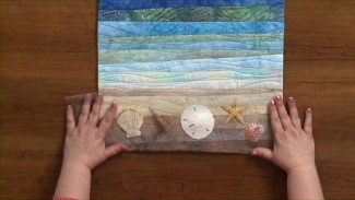 Quilting Strippy Landscapes