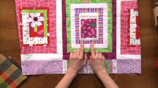 Using Stripe Patterns in Quilts