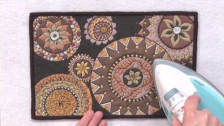 Adding Quilt Jewelry and Metals to Quilts