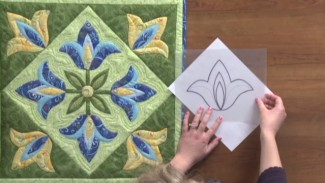 How to Applique: Turned Edge Applique