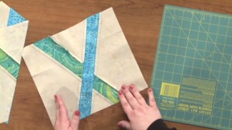 Chain Reaction Quilt Patterns