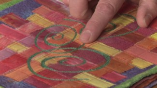Creating Depth with Colorful Quilts