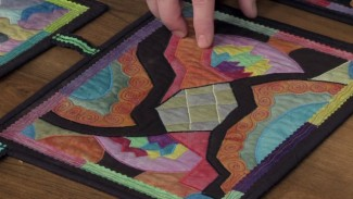 Making Scrap Quilts with Torn Bits and Strips