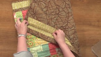 How to Make a Quilt Sleeve