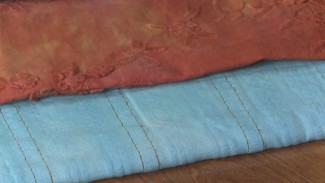 Quilting with Textured Fabrics