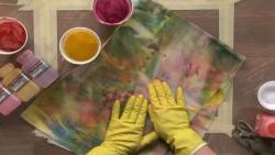 HERO - Fabric Painting