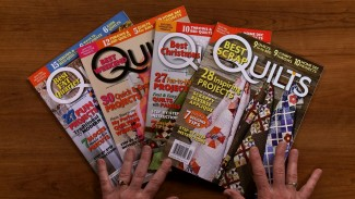 Quilting Magazines: Using Your Quilting Resources | NQC Video