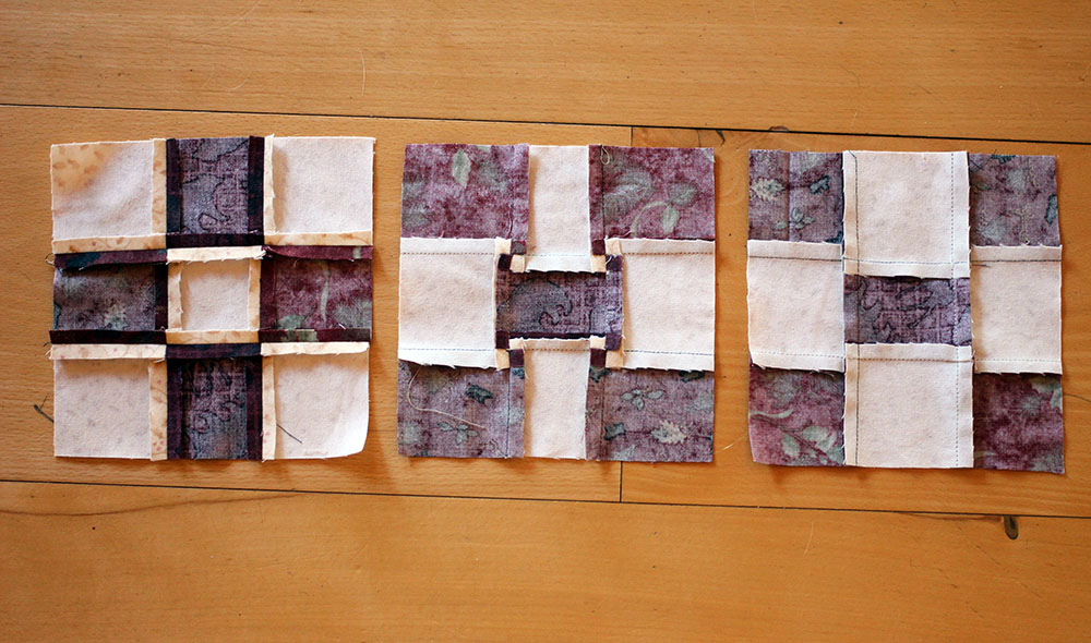 pressing quilt seams 1