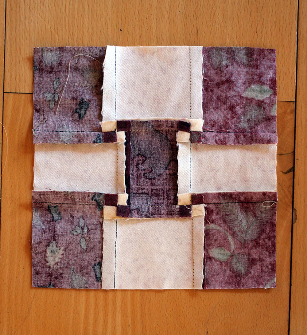 pressing quilt seams 5