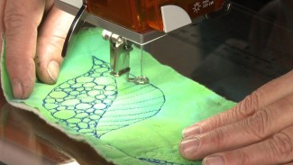 Free Motion Quilting: Creating Fun Borders