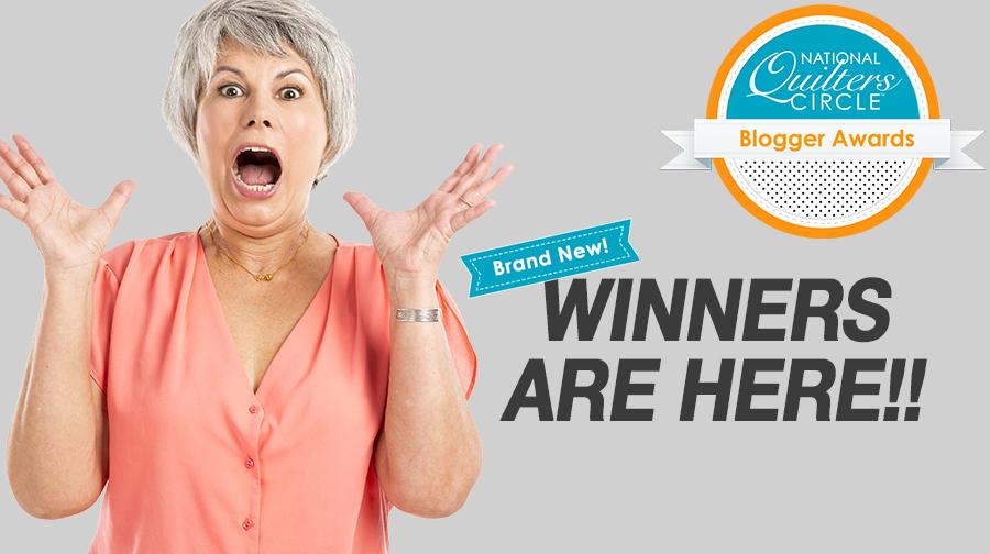 blogger awards winners