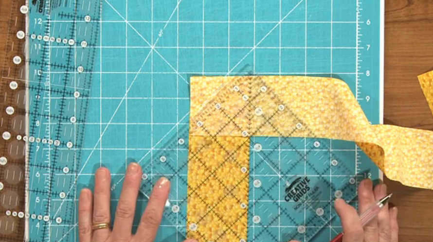 How To Prepare A Quilt Binding National Quilters Circle
