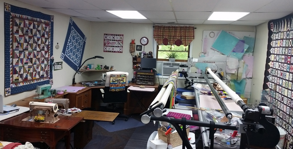 bonnie sewing room