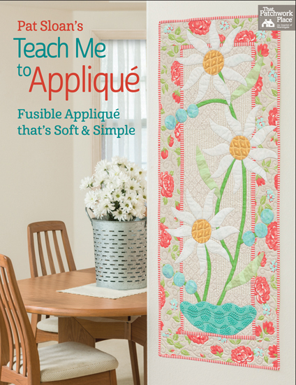 teach me to applique